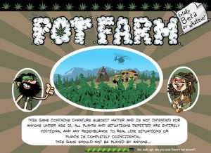 The Pot Farm Screen